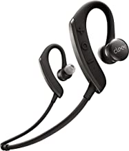 Cleer Edge Pulse in-Ear Headphones with Wireless Heart Rate Monitor - Gray