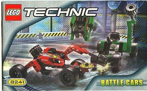 Lego Technic Battle Cars 8241 by LEGO