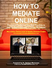 How to Mediate Online: Procedural Guidelines and Best Practices to Help Mediators Succeed in Online Mediations (English Edition)