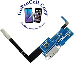 GOPROCELL(TM) NEW USB Charger Charging Port Dock Connector Flex Cable Replacement for Samsung Galaxy Note 3 (N900T T-MOBILE)