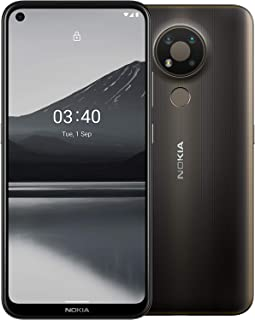 """Nokia 3.4 Smartphone with 6.39"""" HD+ screen, Qualcomm® Snapdragon™ 460, 2-day battery life1, Portrait and Night mode, 5MP u..."""