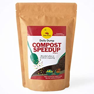 Daily Dump Compost Speedup with Microbes for Quality Composting - 950gms (1kg)