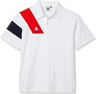 [ルコックスポルティフ] ポロシャツ 襟付き半袖シャツ