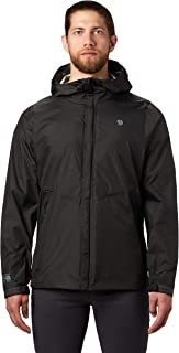 Acadia Jacket Men's Lightweight Rain Jacket for Hiking, Camping, Climbing, and Everyday