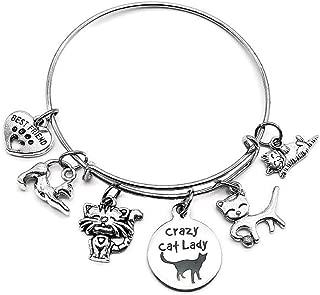 Best cat  charm bracelets Reviews
