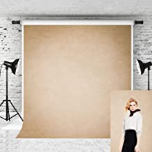 Kate 5x7ft Beige Portrait Backdrop Retro Texture Photography Background Collapsible Fabric