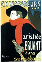 Best henri de toulouse lautrec ambassadeurs aristide bruant Reviews