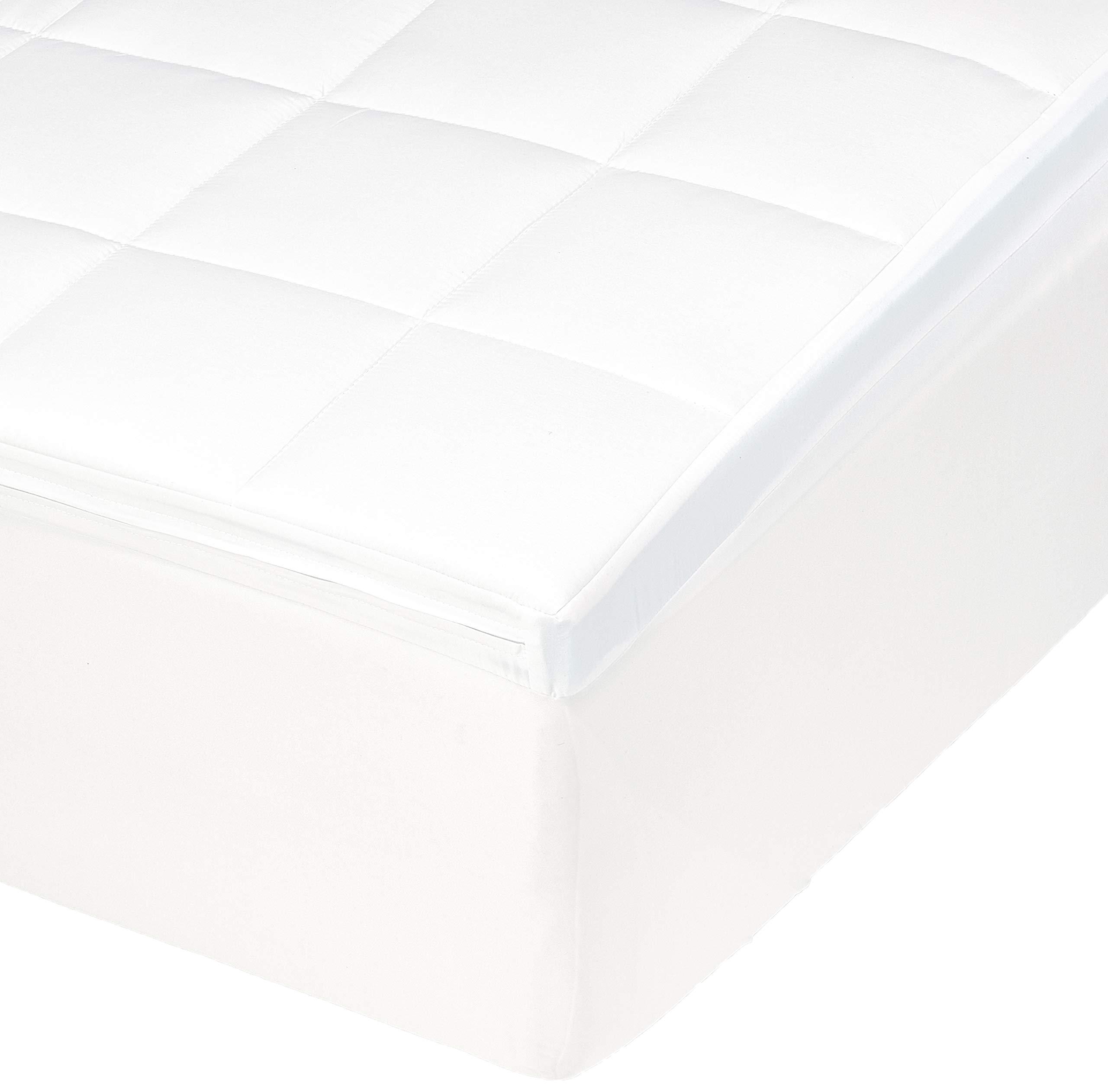 Memory Foam Mattress Topper 110cm x 180cm. 5cm thick Atelier De Morph/ée