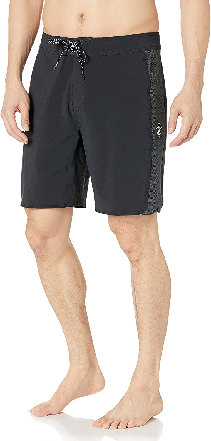 Rip Curl Mirage 3-2-One Ultimate Boardshorts - Black