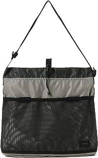 (ビージルシヨシダ)B印 YOSHIDA/バッグ BAL × PORTER MESH DRAWSTRING SHOULDER BAG CHARCOAL.G -