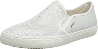 Geox J Kilwi Girl D, Sneaker Slip-on Bambina