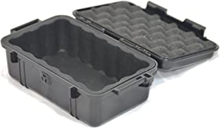 Stash Hog 7 Inch Wide Portable Stash Box   Travel Size Pipe Case & Airtight Storage for Smoking Accessories   Trusted Stash Container for Small Tobacco Pipes, Vaporizers, One Hitters & Herb Grinders