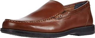 حذاء بدون كعب من خامة فينيسية من متجر Alwyn بلون أسمر مقاس 10 M (D)