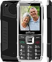 Artfone Teléfono Móvil De Botón Grande para Teléfono Mó