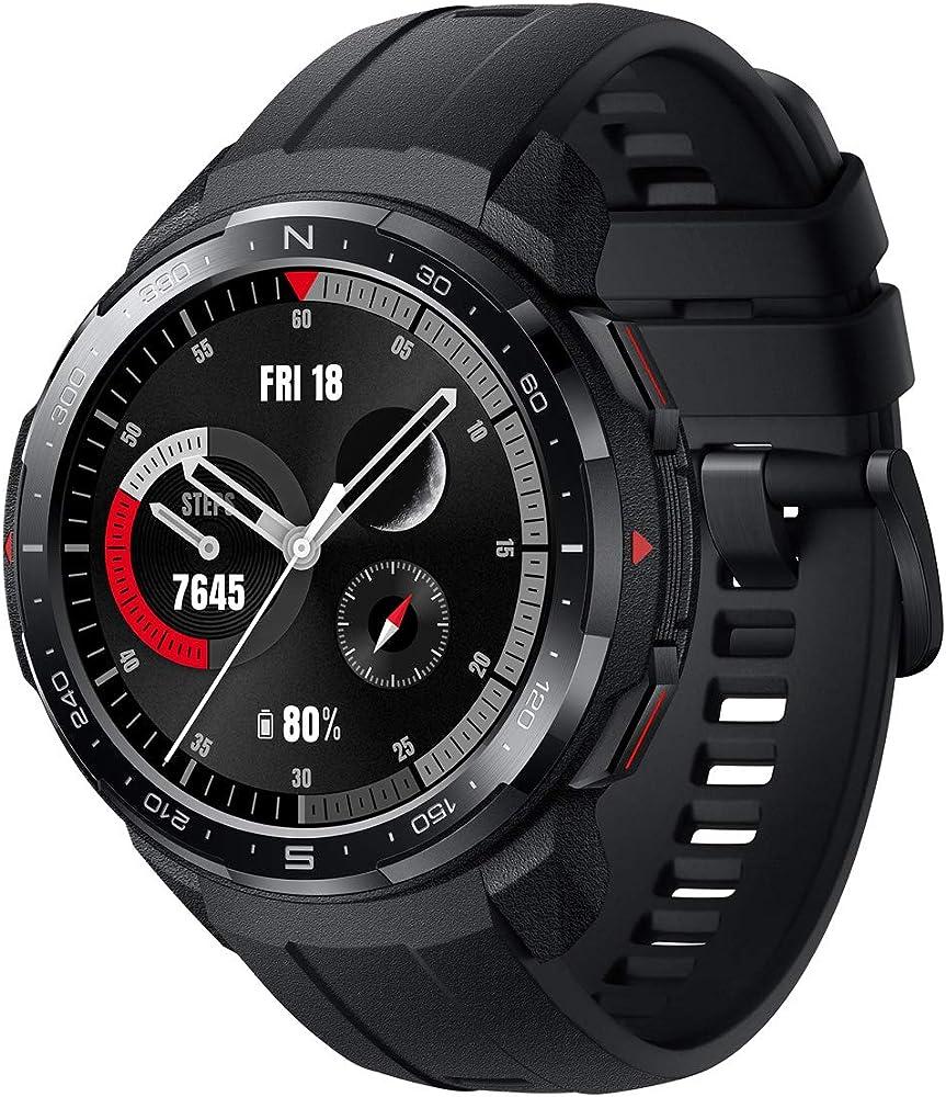 Honor gs pro - smartwatch multisport certificato standard militare, gps KAN-B19