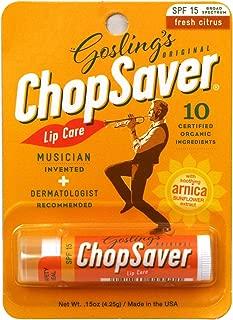CHOP CHPS Chop-Saver Lip Balm with SPF15 Sunscreen
