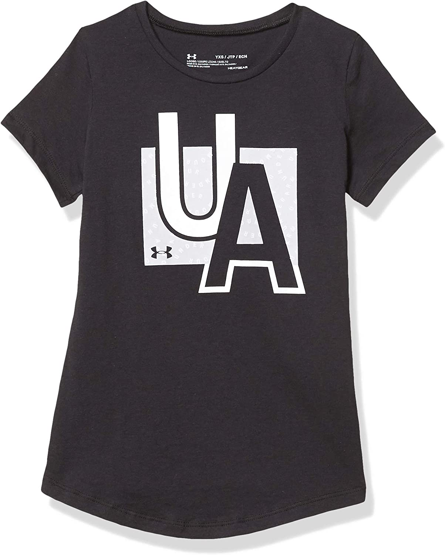 Under Armour Girls' Graphic T-Shirt