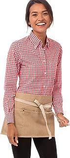 Chef Works Unisex Austin Waist Apron, Natural, One Size