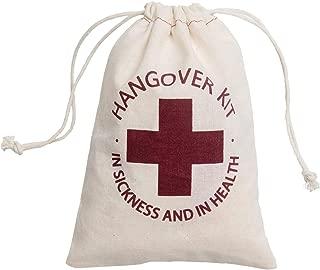 Ling's moment 10pcs Hangover Kit Bags 4