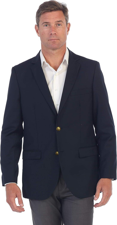 Gioberti Mens Formal Blazer Jacket