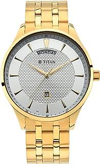 Titan Watches for Men (T90127YM01)
