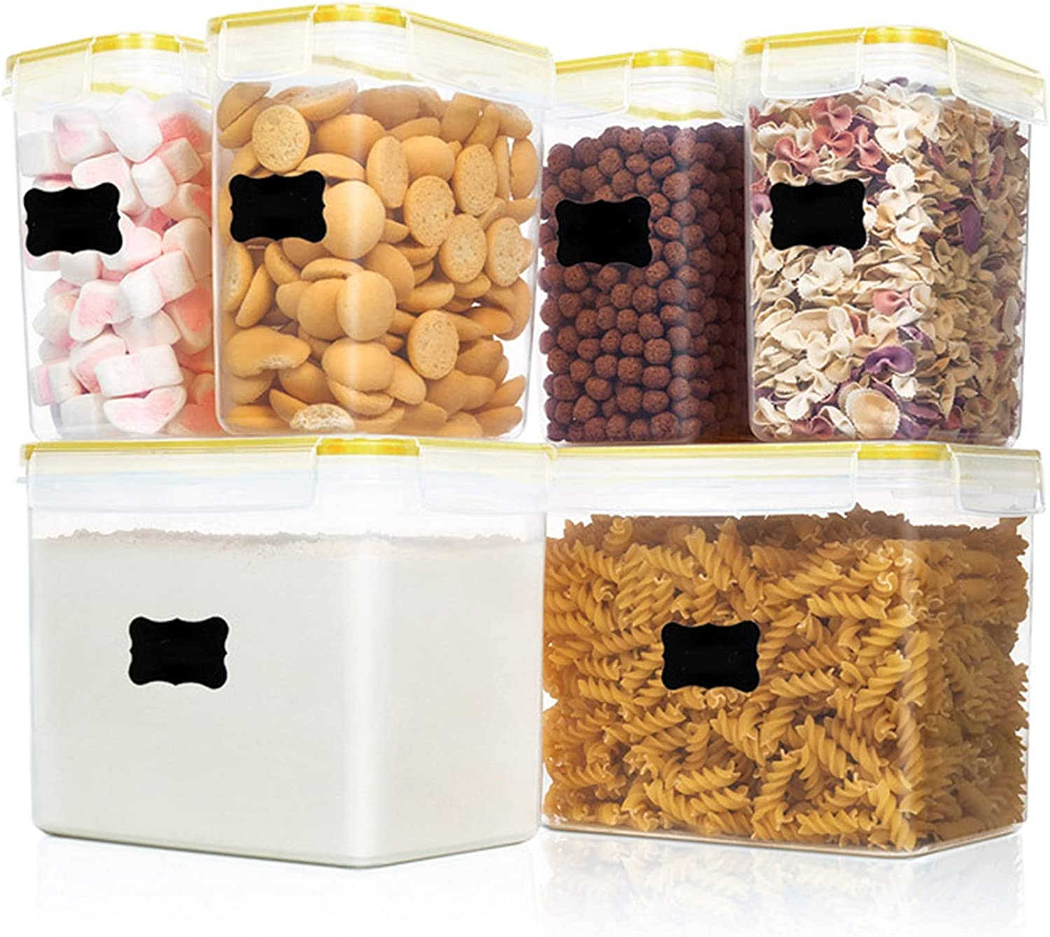 LYXIANG Cereal Containers Fashion Airtight - Plastic Dispenser L Year-end gift
