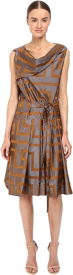 Twisted Evening Dress