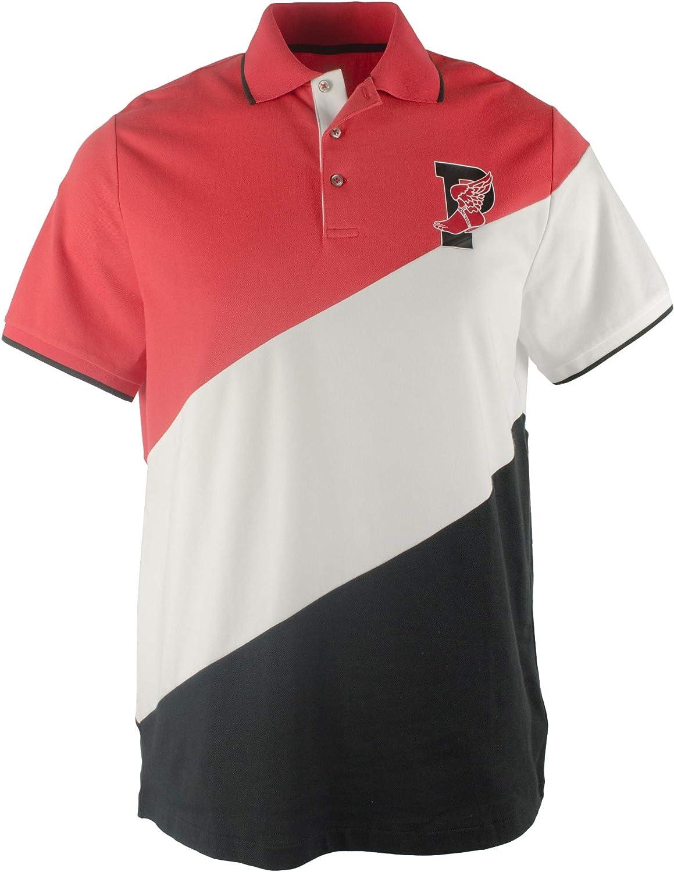 Men's P-Wing Stretch Mesh Polo Shirt