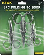 Hawk Importers S9275C Importers Stainless Steel Pick and Probe Set 4 Piece