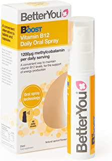 BetterYou Boost Vitamin B12 Oral Spray 25ml
