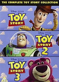 Toy Story 1 - 3 [Reino Unido] [DVD]