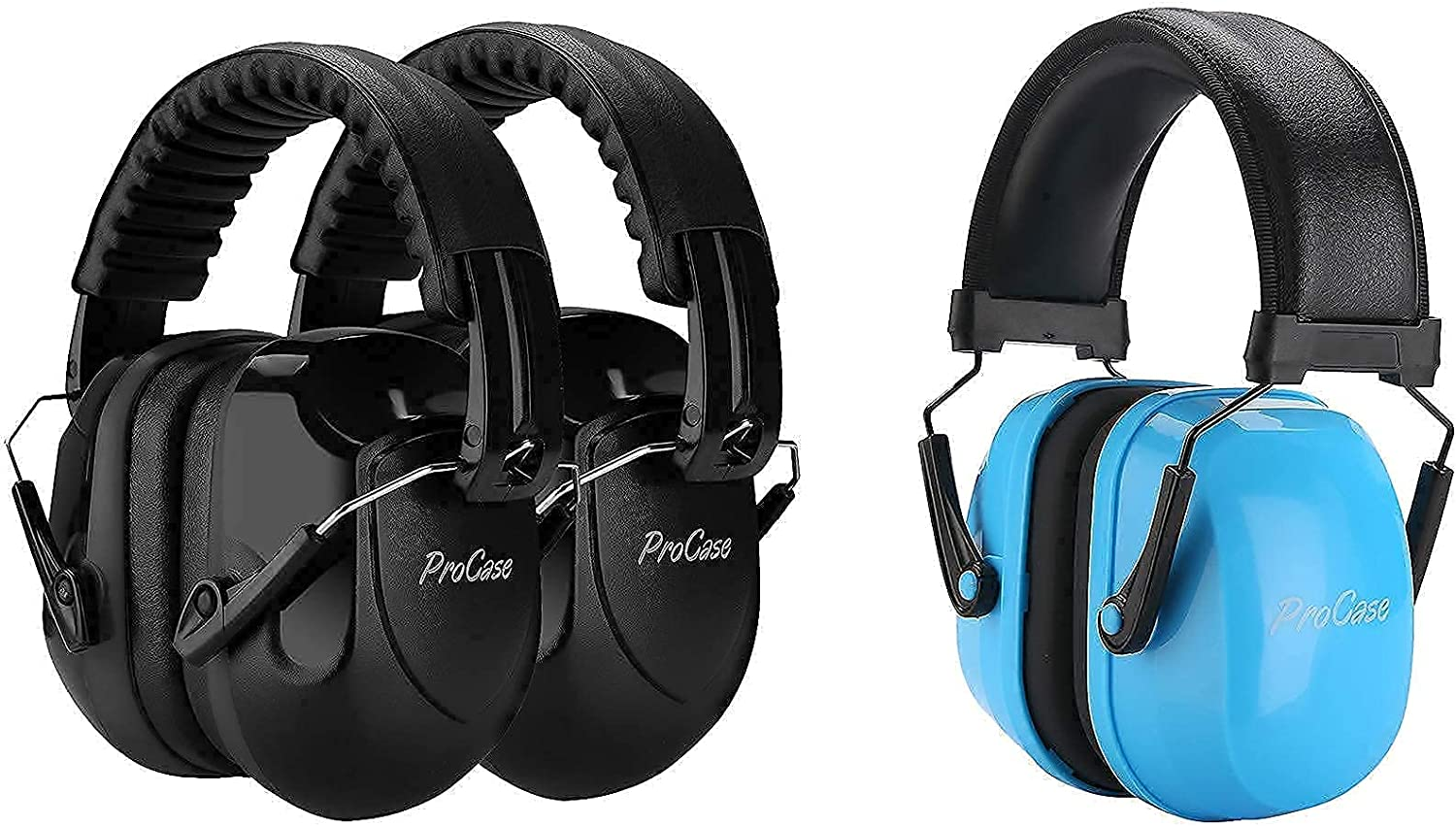 All items in the store Lowest price challenge 2 Pack ProCase Noise Reduction Ear 28dB Muffs NRR Heari Shooter