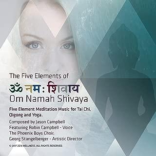 The 5 Elements of Om Namah Shivaya: 5 Element Meditation Music for Tai Chi, Qigong and Yoga
