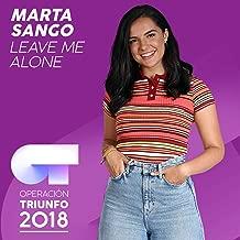 Leave Me Alone (Operación Triunfo 2018)