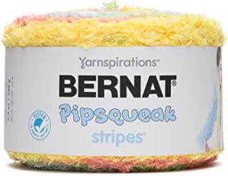 Bernat 16206060008 Pipsqueak Stripes Yarn, Octopus Garden
