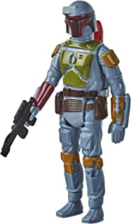 Star Wars Retro Collection Boba Fett Toy 3.75-inch Scale Star Wars: The Empire Strikes Back Action Figure, Toys for Kids Ages 4 and Up