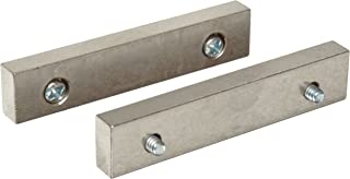 PanaVise 353 Plated Steel Jaws (pair) for 301, 303, 304 And 381 w/screws
