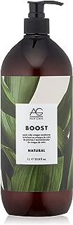 AG Hair Natural Boost Conditioner Apple Cider Vinegar Conditioner
