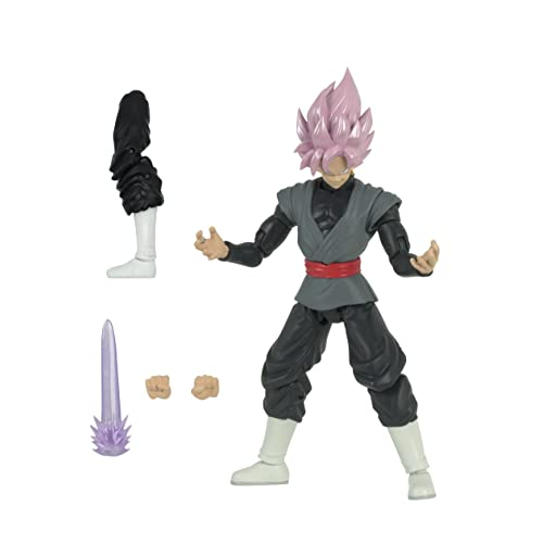 Dragon Ball Super - Dragon Stars Super Saiyan Rose Goku Black Figure (Series 2)