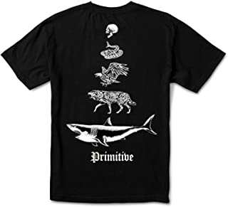 Primitive Men's Predators Short Sleeve T Shirt