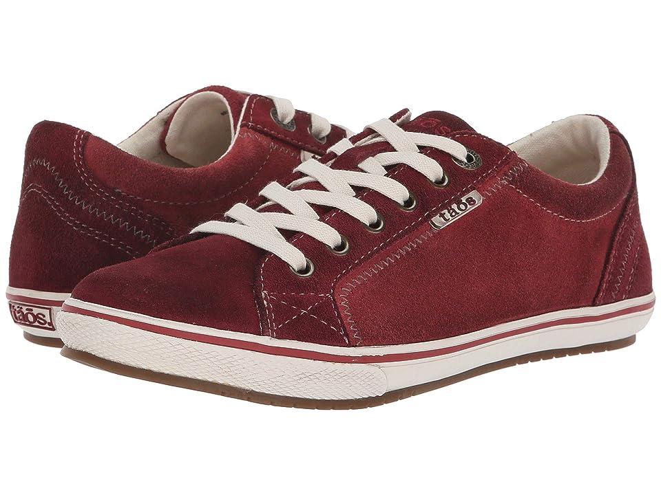 Taos Footwear Retro Star (Red Multi) Women