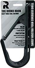 Rhino Hook TM - Cinturón de herramientas universal y soporte inalámbrico para llave de impacto – Funda alternativa a la bolsa