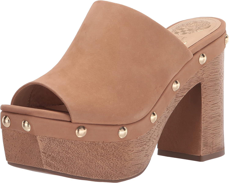 Vince 国産品 Camuto Women's Jeckima いつでも送料無料 Sandal Heeled Platform