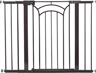 Safety 1st Décor Easy Install Tall & Wide Baby Gate with Pressure Mount Fastening 36x47 Inch (Pack of 1)