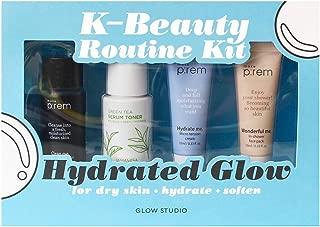 Glow Studio Hydrated Glow K-Beauty Routine Kit 5.1oz, pack of 1