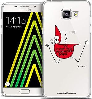 Samsung Galaxy A5 2016 Case, Ultra Slim Shadoks C'est Tout