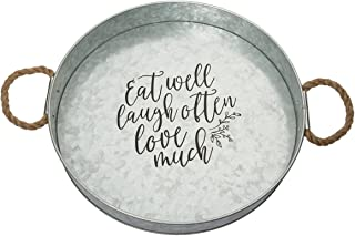 eat well laugh often love much