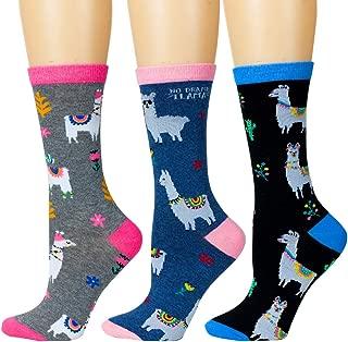 If You Can Read Bring Me Socks, Nurse Socks Llama socks, Women Men Novelty Funny…