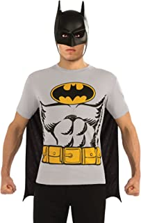 Best mens superhero shirt with cape Reviews