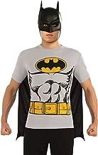 Rubie's DC Comics Batman T-Shirt With Cape And Mask
